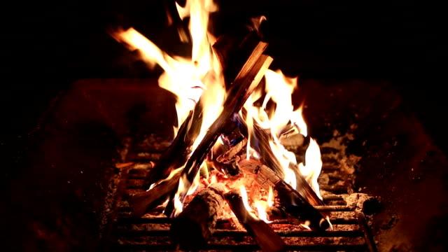 Fire Pit HD video