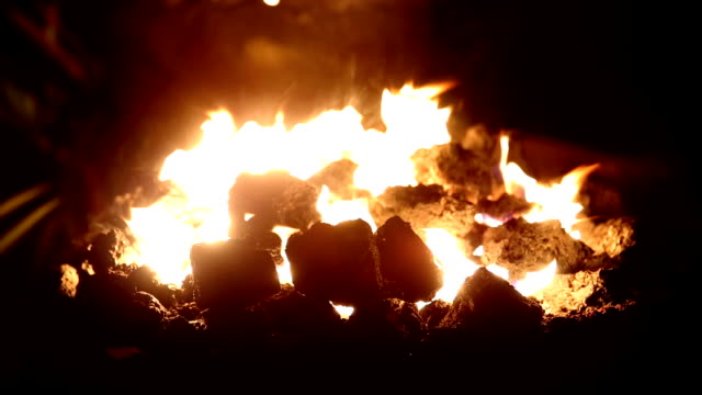 Fire Pit in Hawaii video