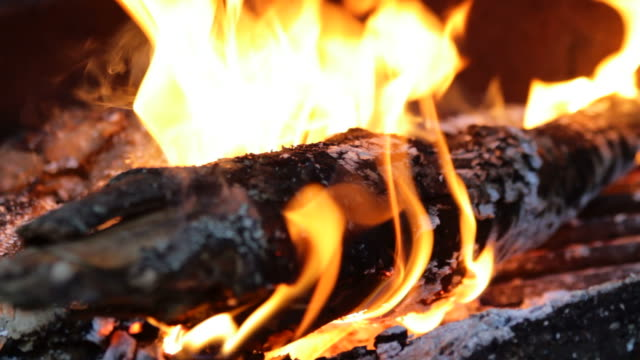 Fire pit video