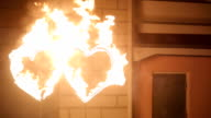 Fire Show: Two hearts of fire video