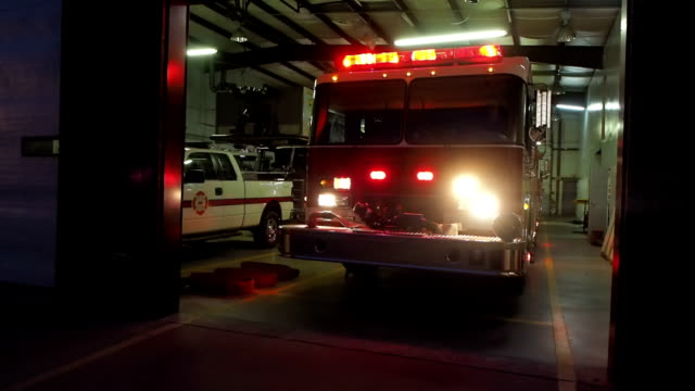 Fire Station video