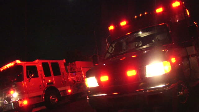 Fire truck and Ambulance video