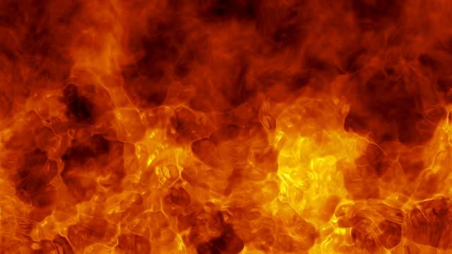 Fire Wall video