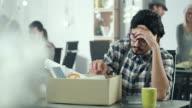 Fired businessman video