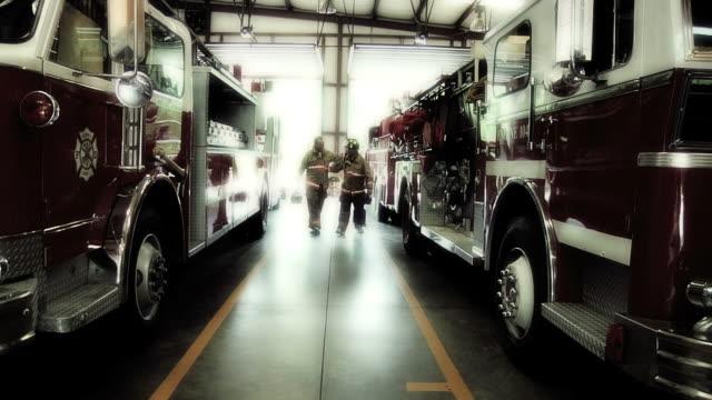 Firemen At Work video