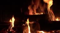 fireplace HD loop 2 video
