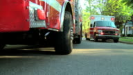Firetruck and Ambulance 01 video