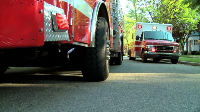 Firetruck and Ambulance 01 video