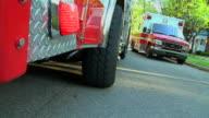 Firetruck and Ambulance 02 video