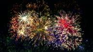 Firework Display 26s video