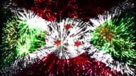 firework display flag of burundi video