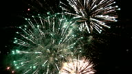 Firework Display HD, PAL, NTSC video