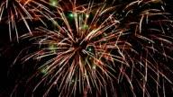 Firework Display, loopable video