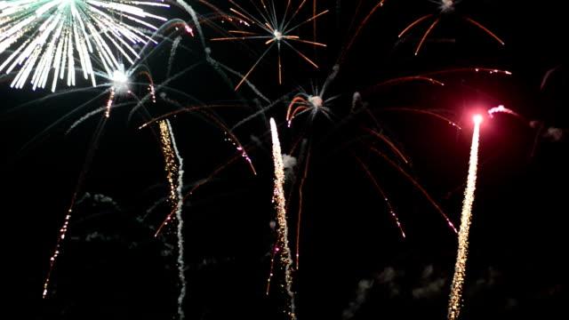 Firework in the Sky video