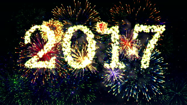 Fireworks Display 2017 video