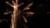 Fireworks HD video