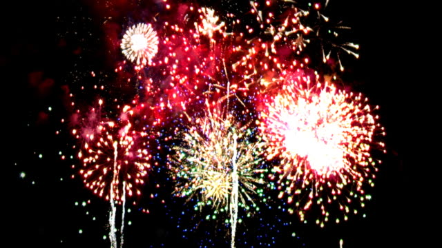 Fireworks - High Intensity (HD) video