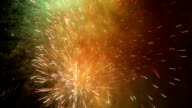 Fireworks Seamless video