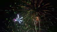 Fireworks Show - Sharp Vibrant Clean 4K UHD LOOP video