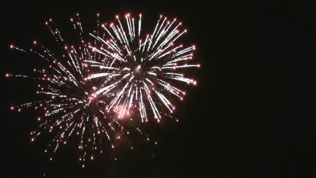 HD: Fireworks video