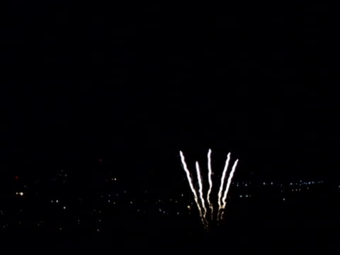 NTSC: Fireworks video