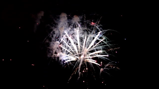 Fireworks video
