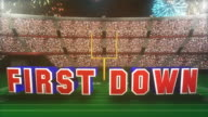 FIrst Down! video