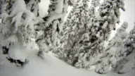 First Person POV Skiing 2 video