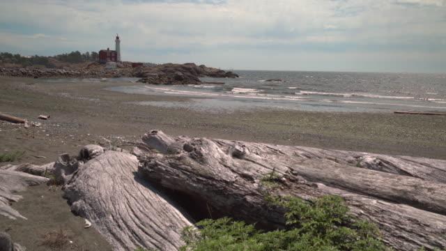 C0021 Fisgard Lighthouse, British Columbia 4K UHD video