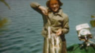 Fish On A Hook 1940's video