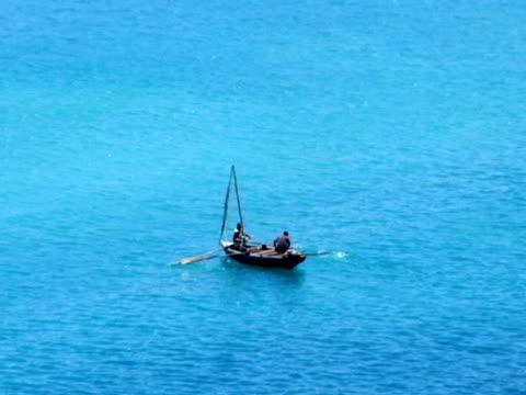 Fisherman Boat Crossing video