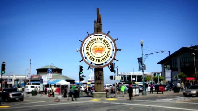Fisherman's Wharf, San Francisco video