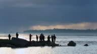 Fishermen, Garry Point, Steveston Dawn video