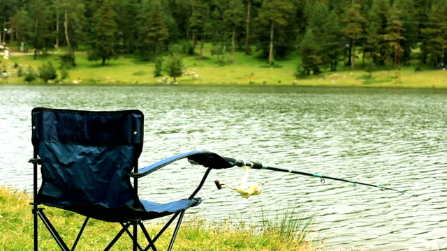 Fishing at The Lake, Loneliness video