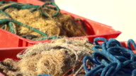 HD SUPER SLOW MO: Fishing Equipment video