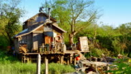 Fishing House, Shanty Town Village, Seaside Living video