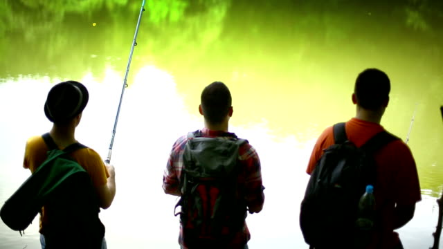 Fishing. video