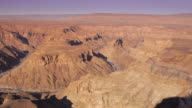 Fish-River Canyon,Panormaic View video