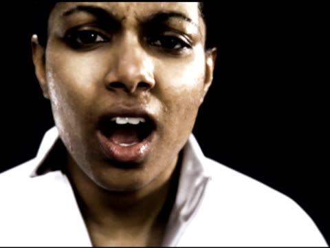 NTSC - Fit woman cools down video
