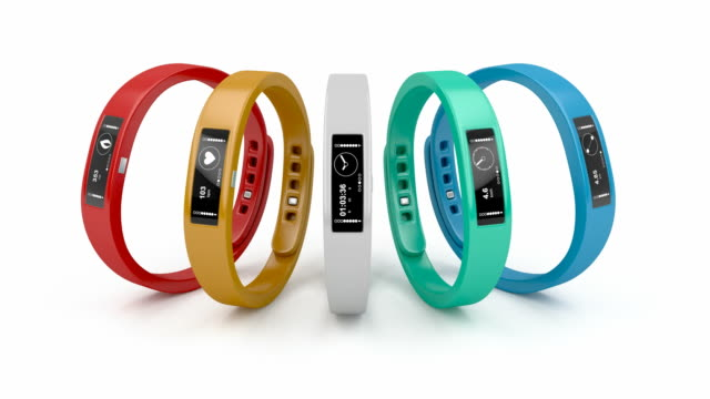 Fitness trackers video