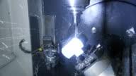 Five Axis Machine video