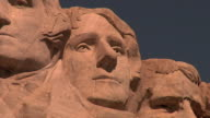 Five Shots of Mt. Rushmore Montage video