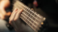 five string bass guitar video