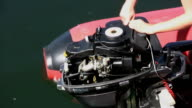 Fixing An Outboard Motor video