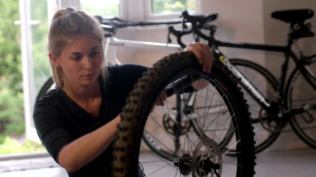 Fixing puncture 1 video