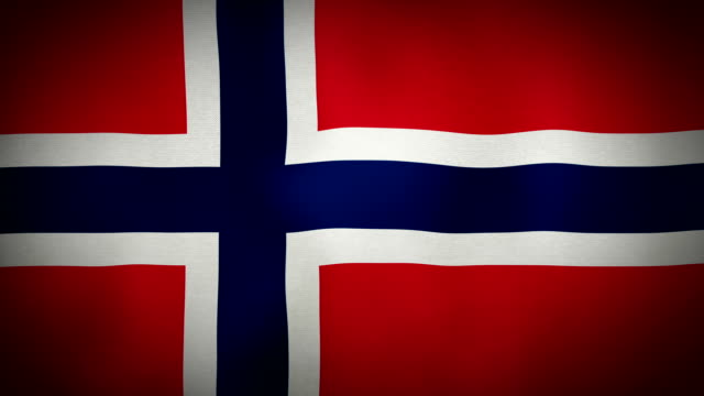 Flag Norway video
