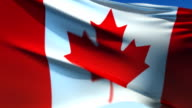 Flag of Canada (HD 1080i60) video