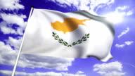 flag of Cyprus video