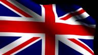 Flag of England video