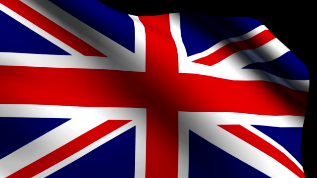 Flag of England video